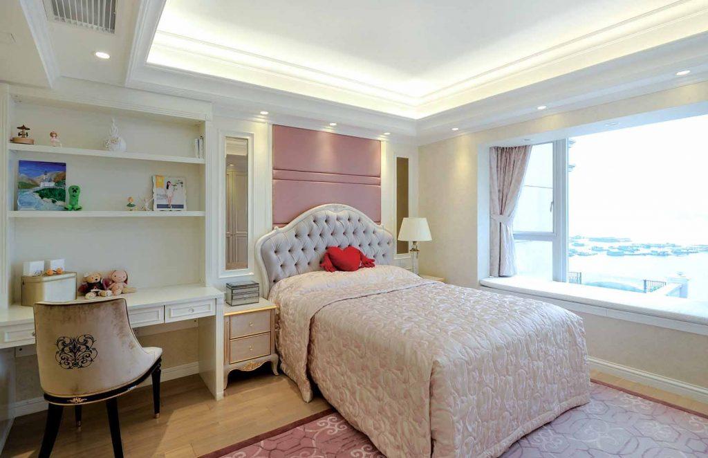 Mẫu thiết kế phòng ngủ đơn giản nhưng đẹp