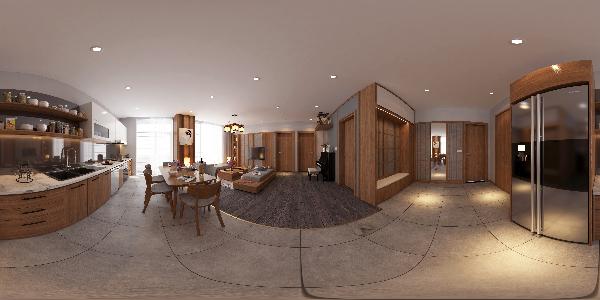Cải tạo căn hộ chung cư Licogi12 Hà Nội