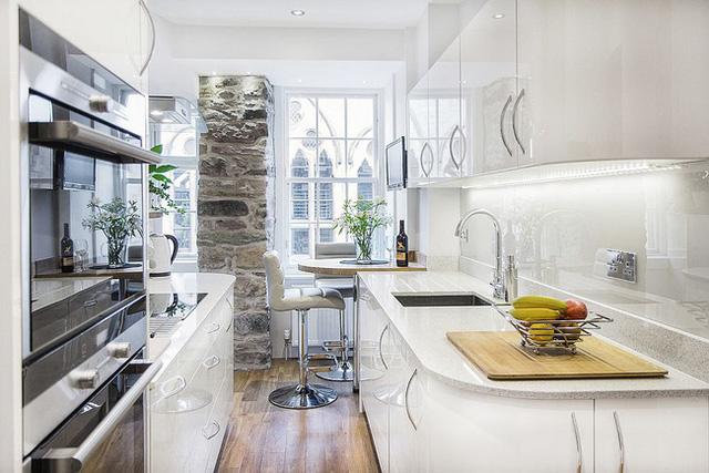 Thiết kế nội thất căn bếp nhỏ