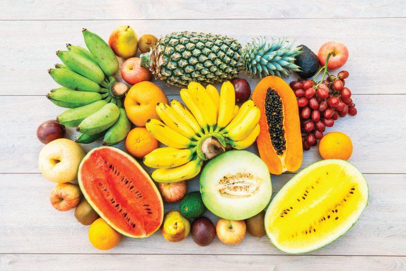 Trái cây nâng cao sức khỏe