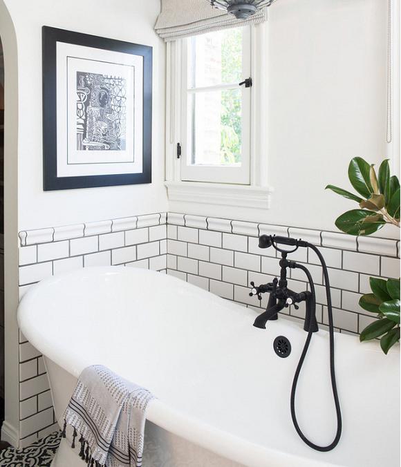 3 Phong cách thiết kế phòng tắm mãn nhãn cho người nhìn