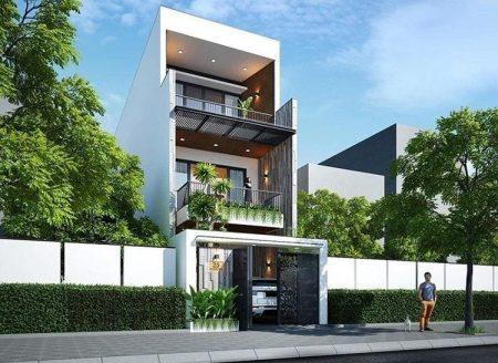 Nhà phố Mr Hội – Nam Định