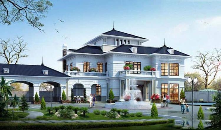 Biệt thự vườn Hà Nam