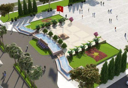 Quảng trường Cột cờ Thành phố Hồ Chí Minh