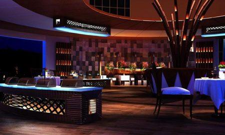 Không gian nhà hàng